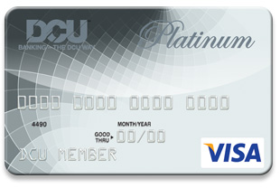 dcu visa platinum secured credit card - Visa Secured Credit Card