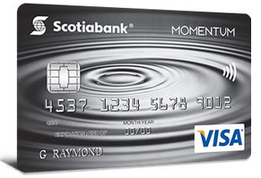 Scotiabank Credit Cards at a Glance
