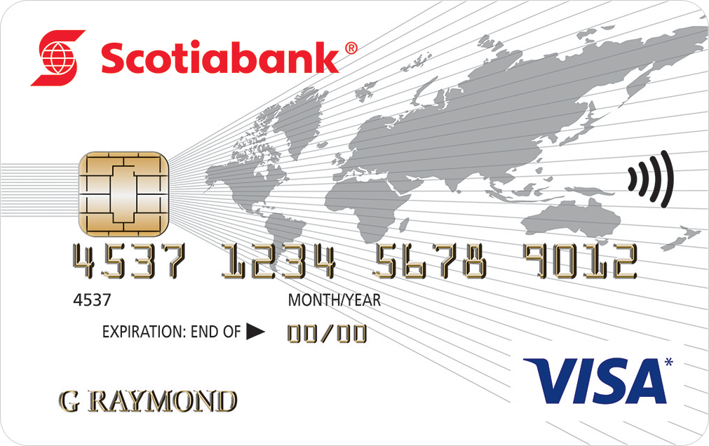 Scotiabank Rewards Visa Card